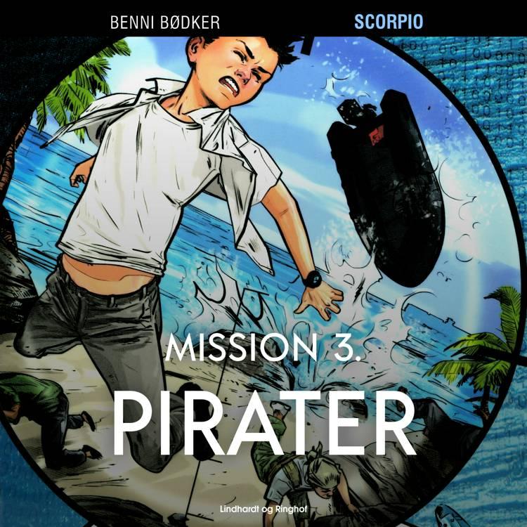Pirater af Benni Bødker