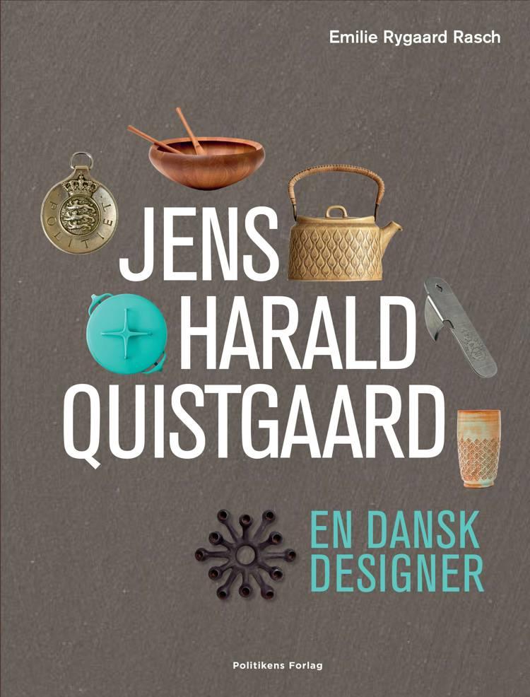 Jens Harald Quistgaard af Emilie Rygaard Rasch