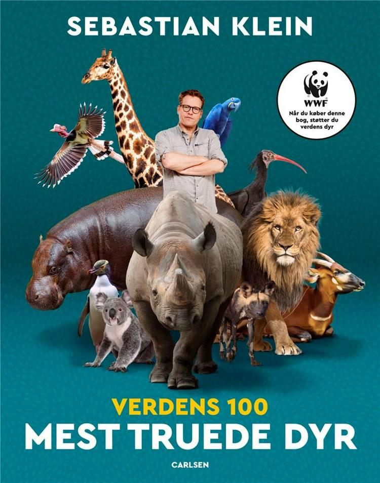 Verdens 100 mest truede dyr af Sebastian Klein