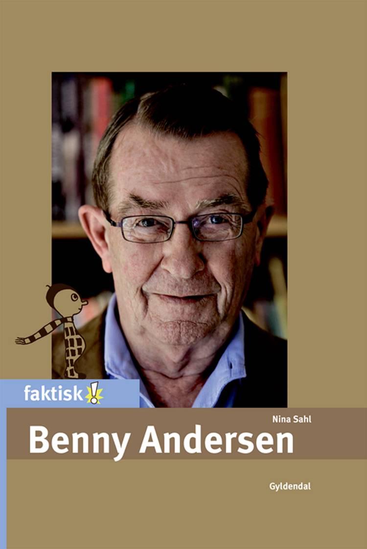 Benny Andersen af Nina Sahl