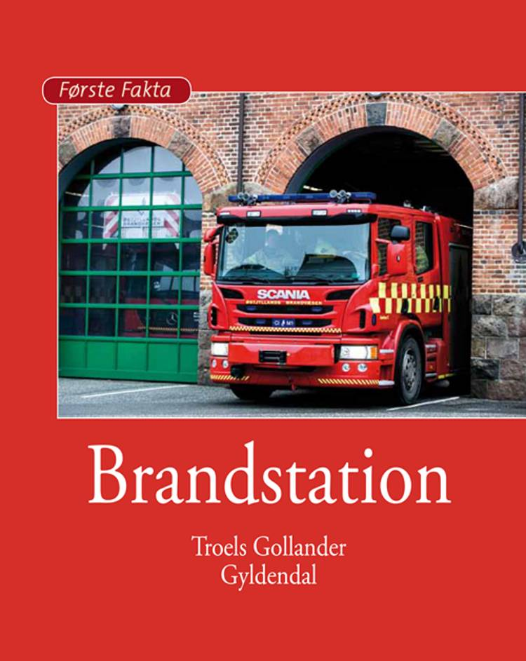 Brandstation af Troels Gollander