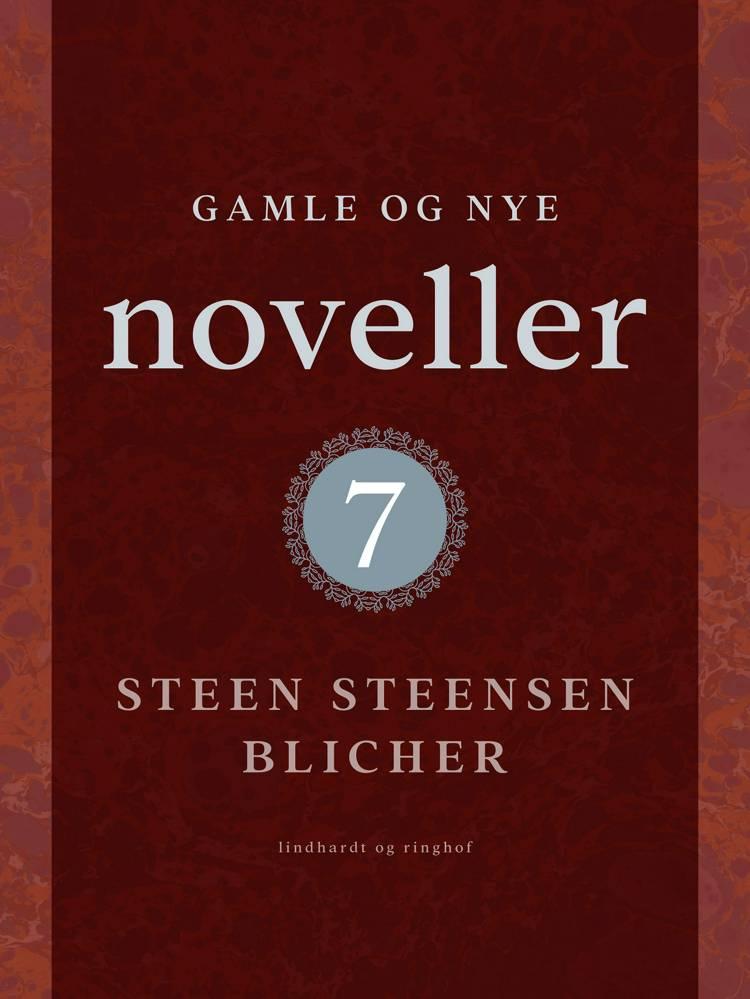Gamle og nye noveller 7 af Steen Steensen Blicher