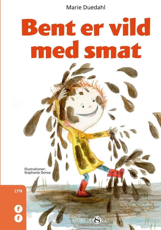 Bent er vild med smat af Marie Duedahl