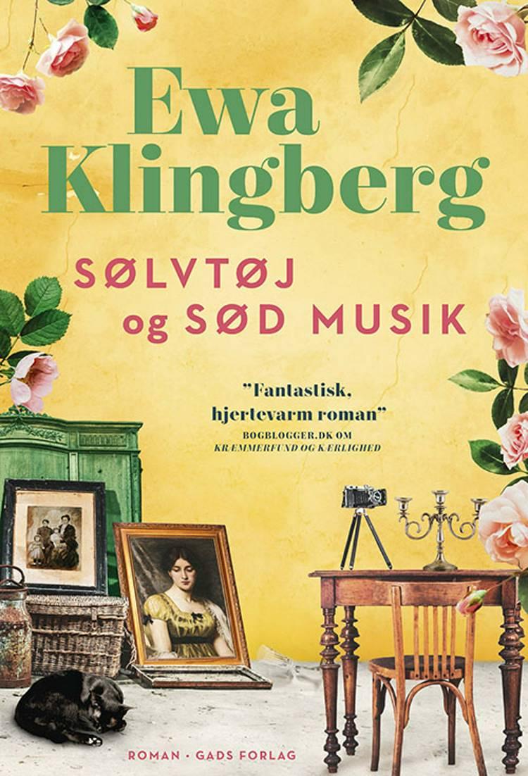 Sølvtøj og sød musik af Ewa Klingberg
