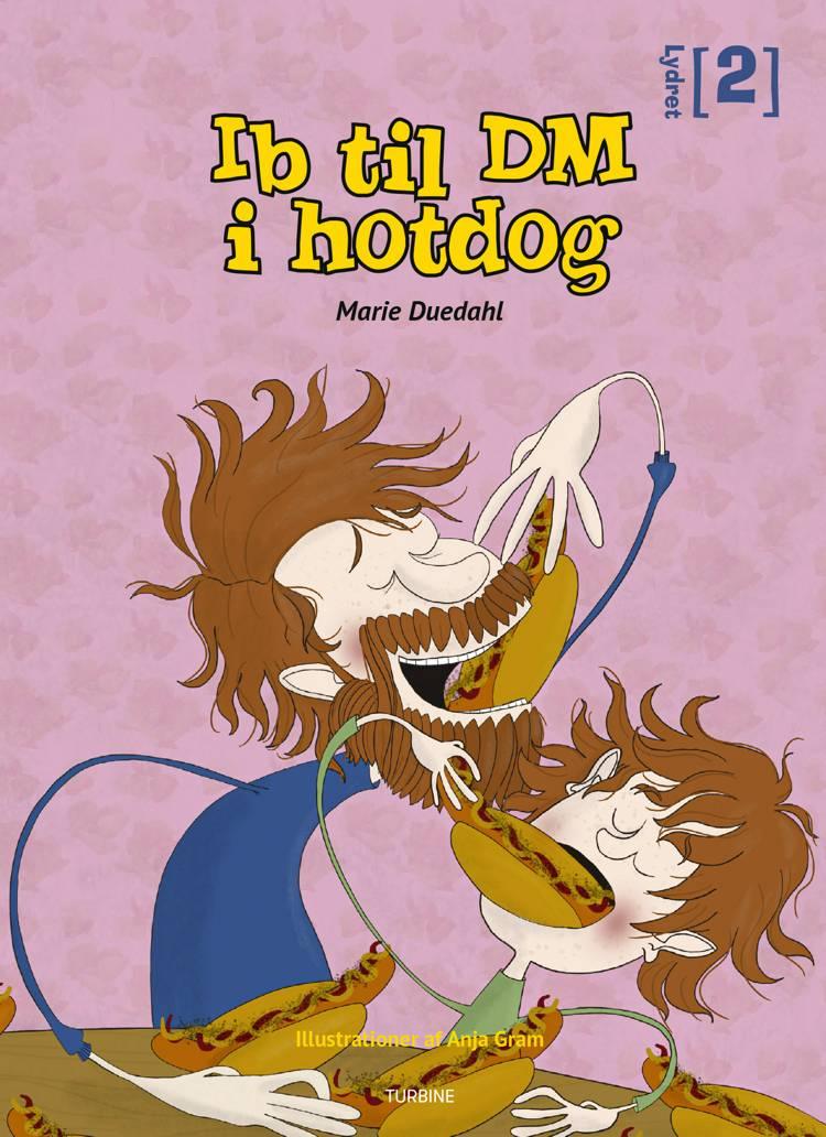 Ib til DM i hotdog af Marie Duedahl