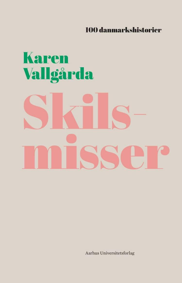 Skilsmisser af Karen Vallgårda