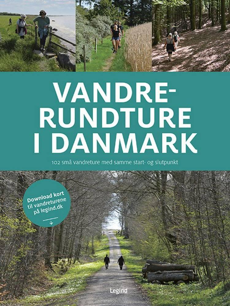 Vandrerundture i Danmark af Torben Gang Rasmussen