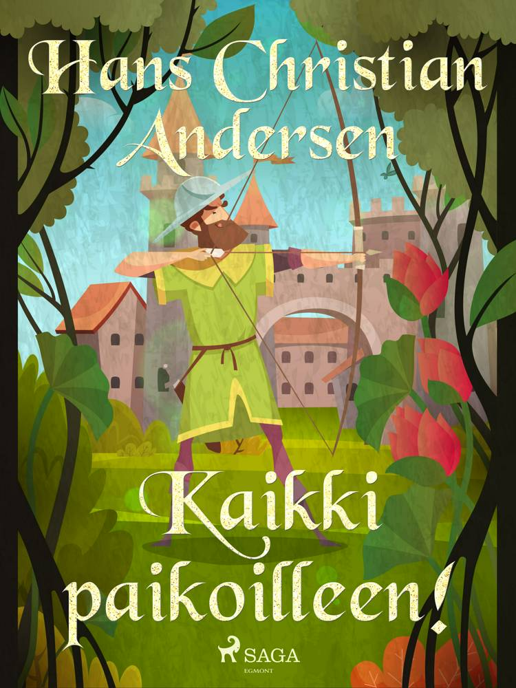 Kaikki paikoilleen! af H.C. Andersen