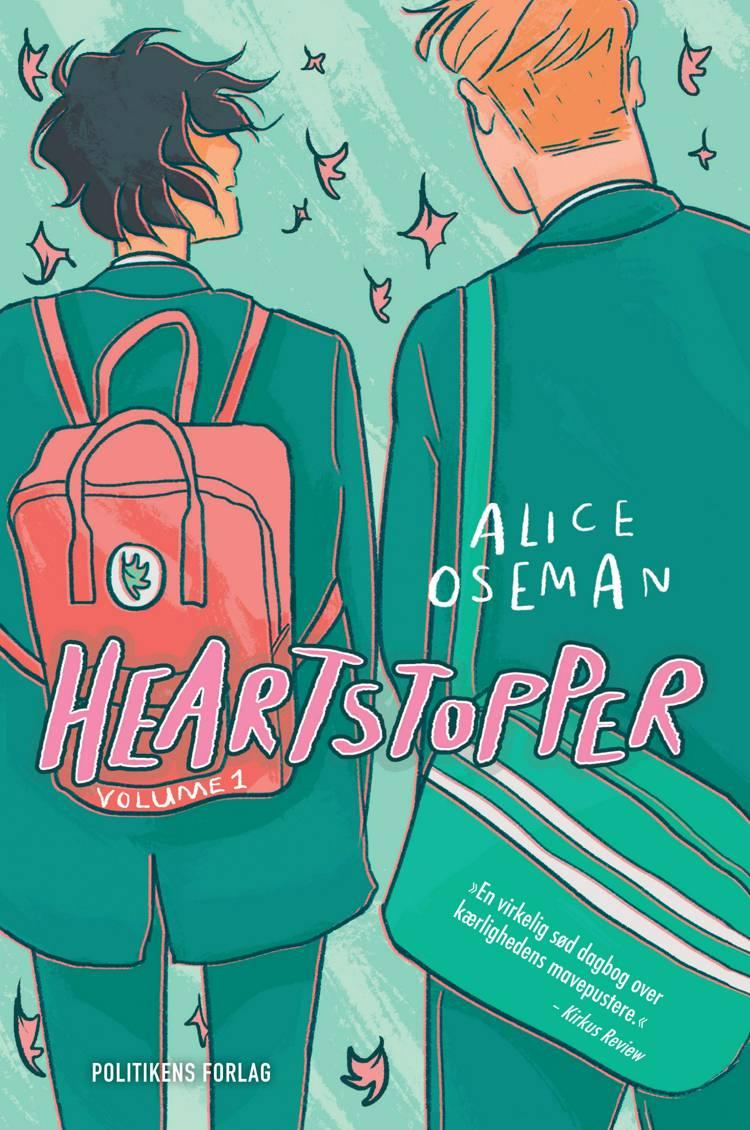 Heartstopper 1 af Alice Oseman