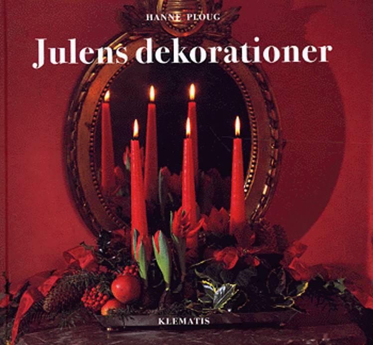 Julens dekorationer af Hanne Ploug