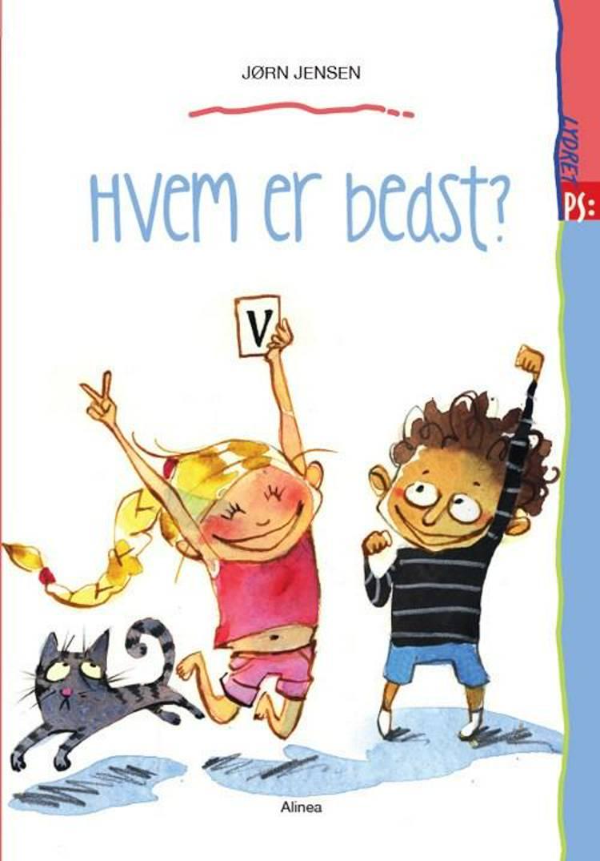 Hvem er bedst? af Jørn Jensen