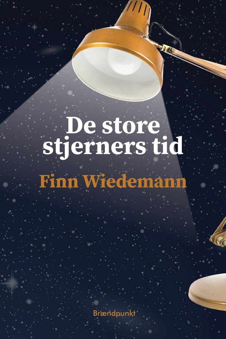 De store stjerners tid af Finn Wiedemann