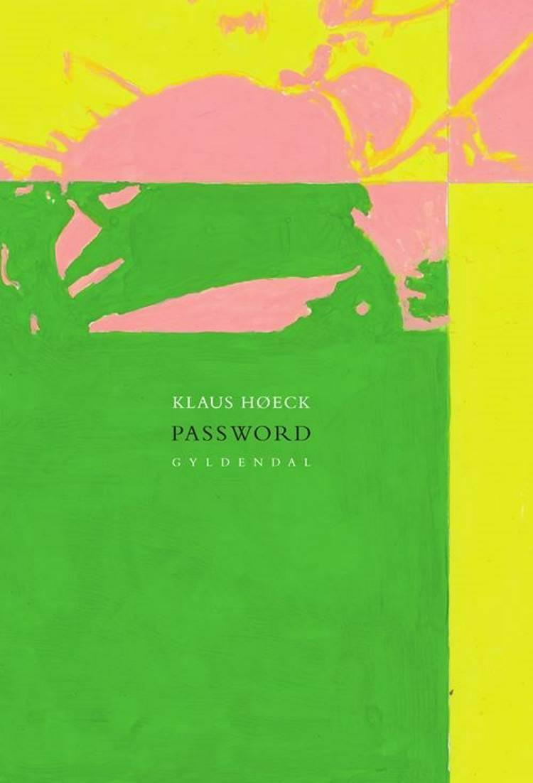 Password af Klaus Høeck