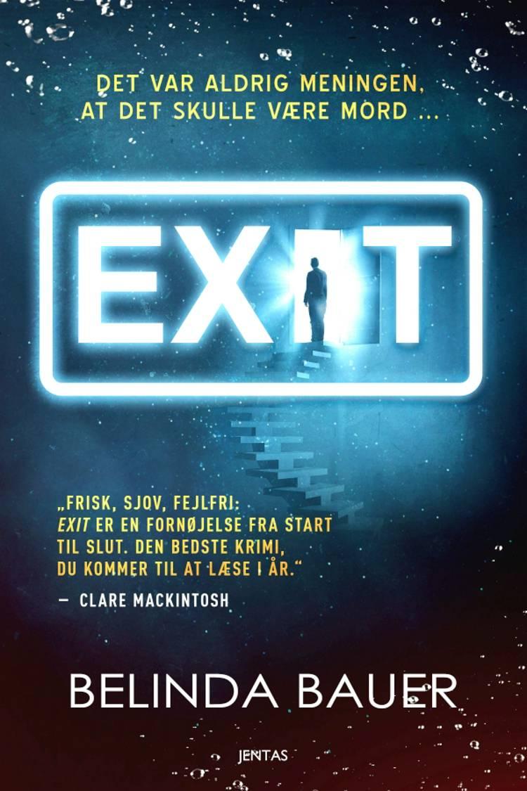 Exit af Belinda Bauer