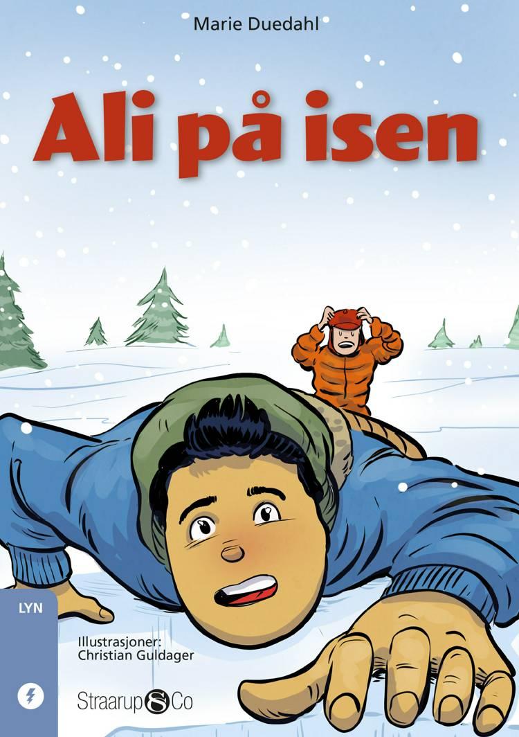 Ali på isen af Marie Duedahl