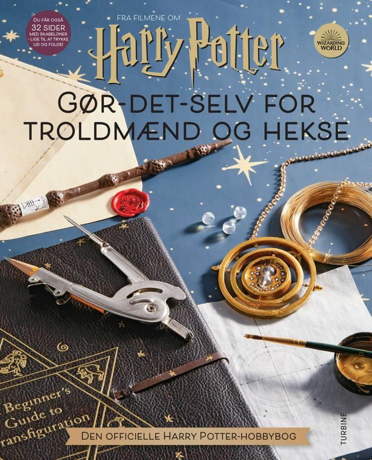 Harry Potter: Gør-det-selv for troldmænd og hekse