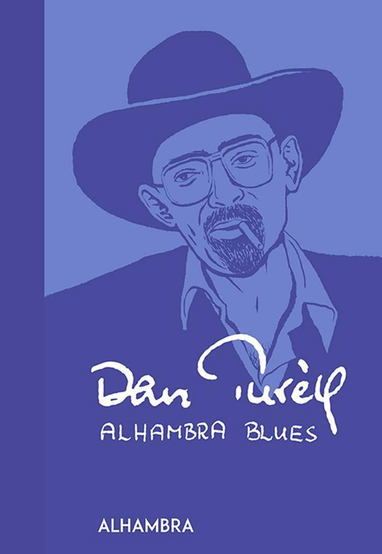 Alhambra Blues af Dan Turèll