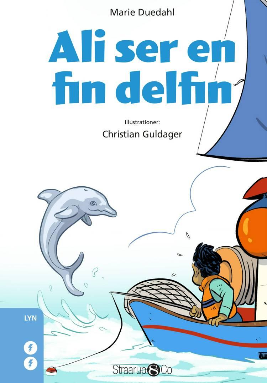 Ali ser en fin delfin af Marie Duedahl