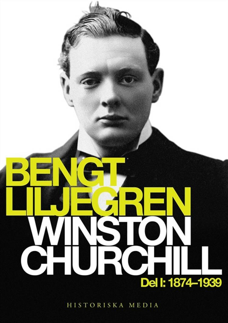 Winston Churchill af Bengt Liljegren