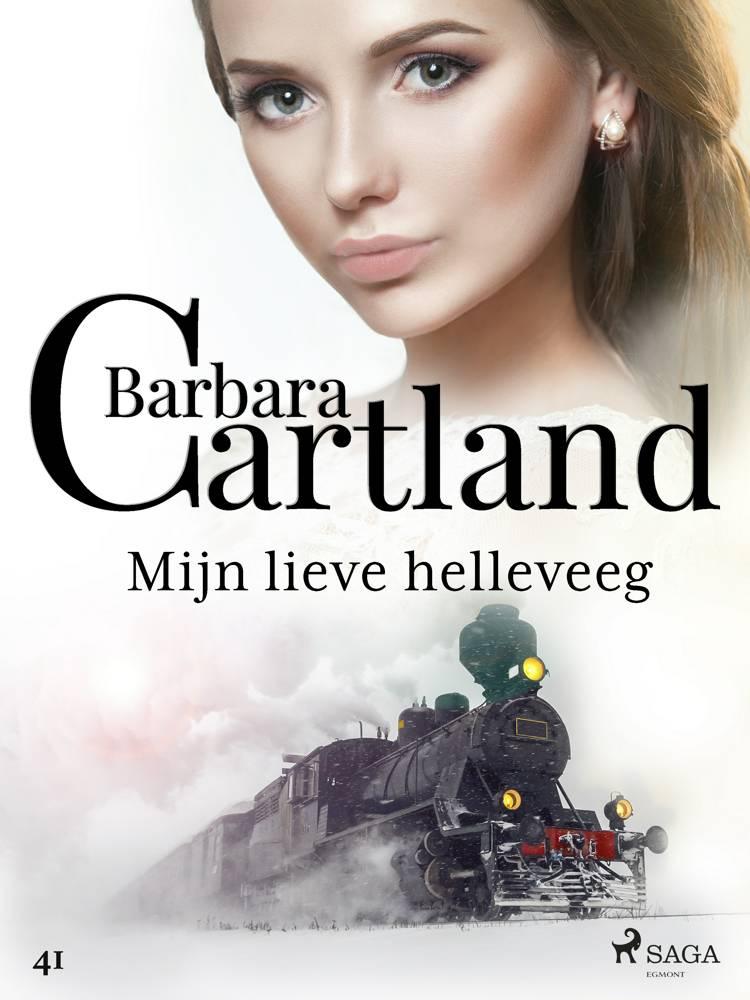 Mijn lieve helleveeg af Barbara Cartland