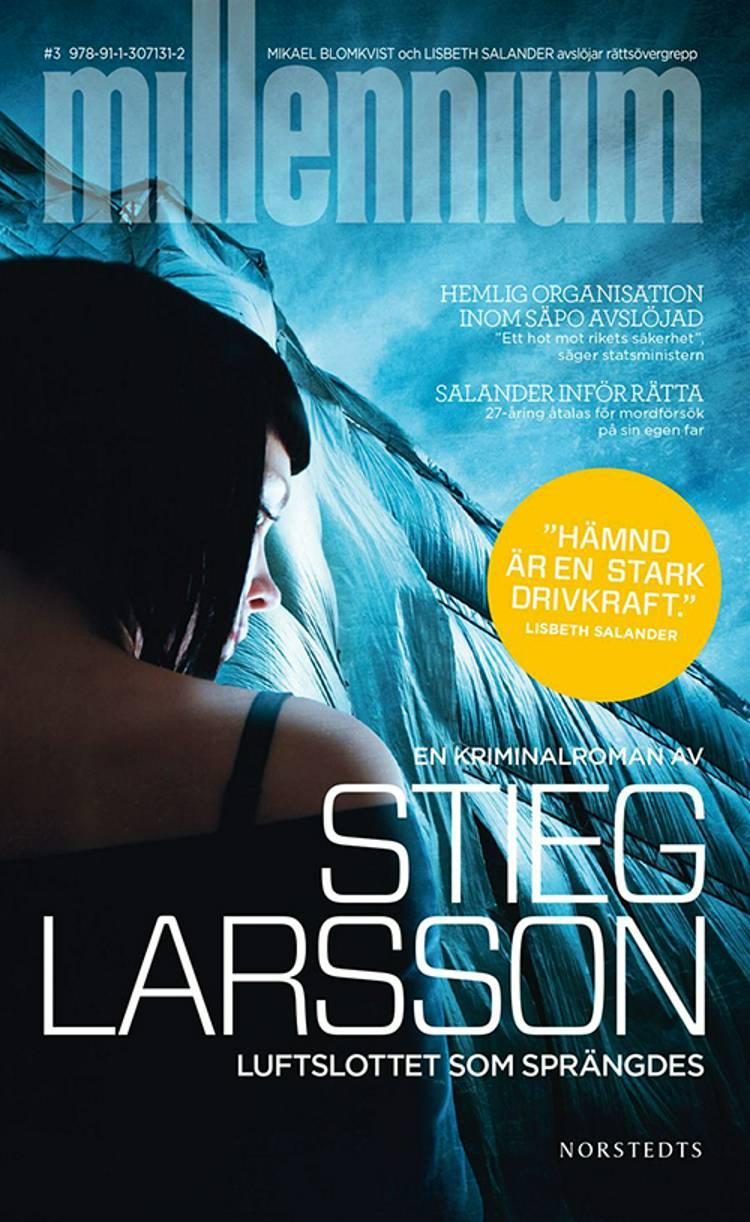 Luftslottet som sprängdes af Stieg Larsson