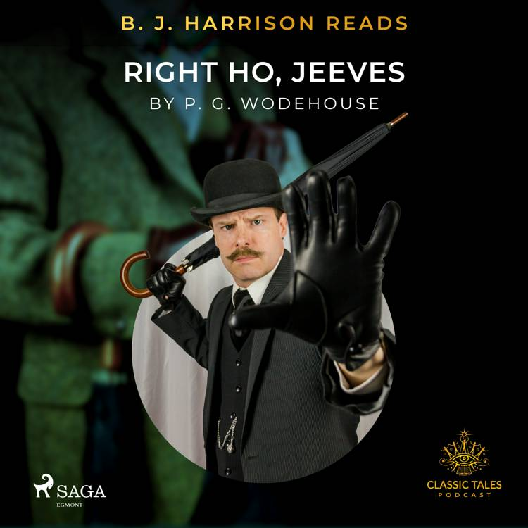 B. J. Harrison Reads Right Ho, Jeeves af P.G. Wodehouse