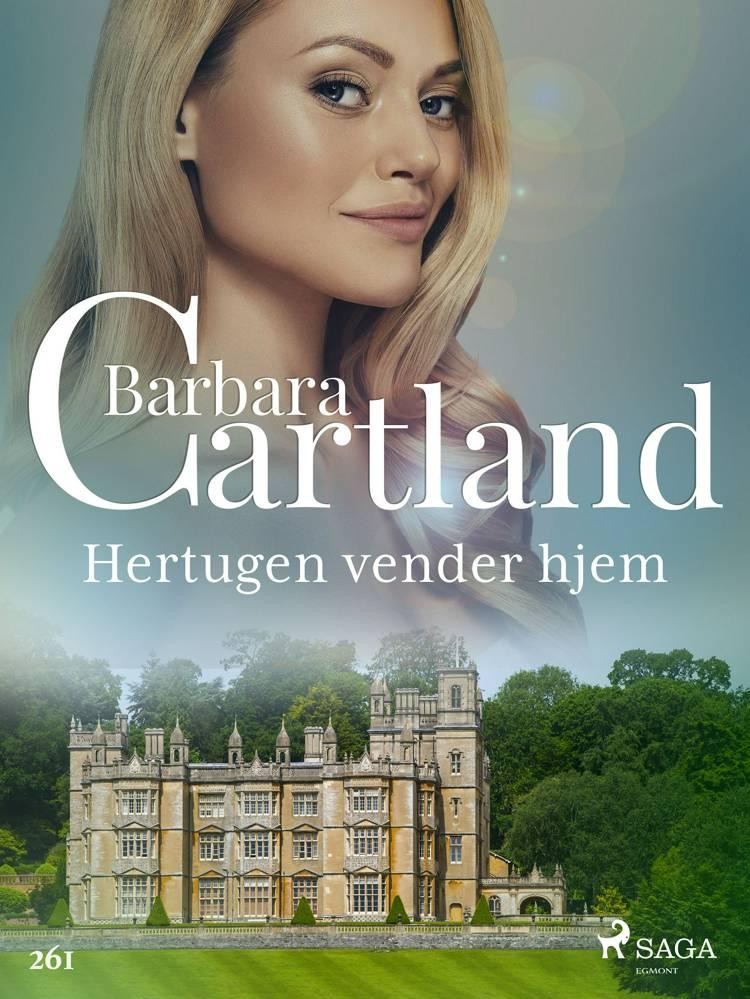 Hertugen vender hjem af Barbara Cartland