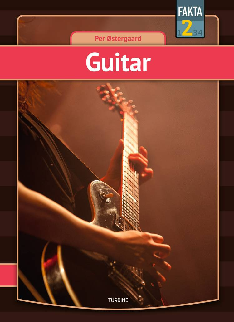 Guitar af Per Østergaard
