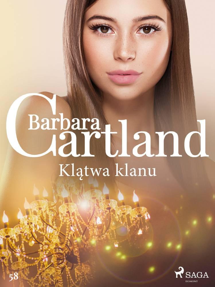 Klątwa klanu - Ponadczasowe historie miłosne Barbary Cartland af Barbara Cartland