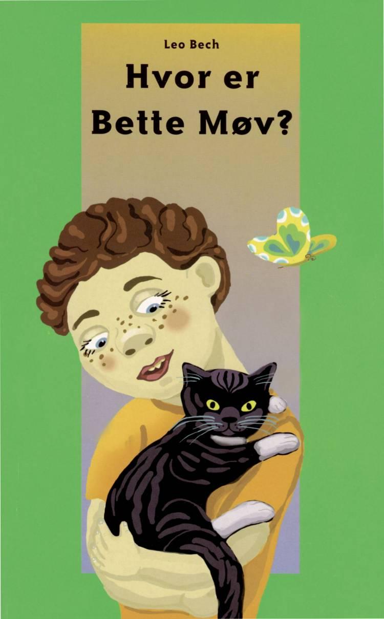 Hvor er Bette Møv? af Leo Bech