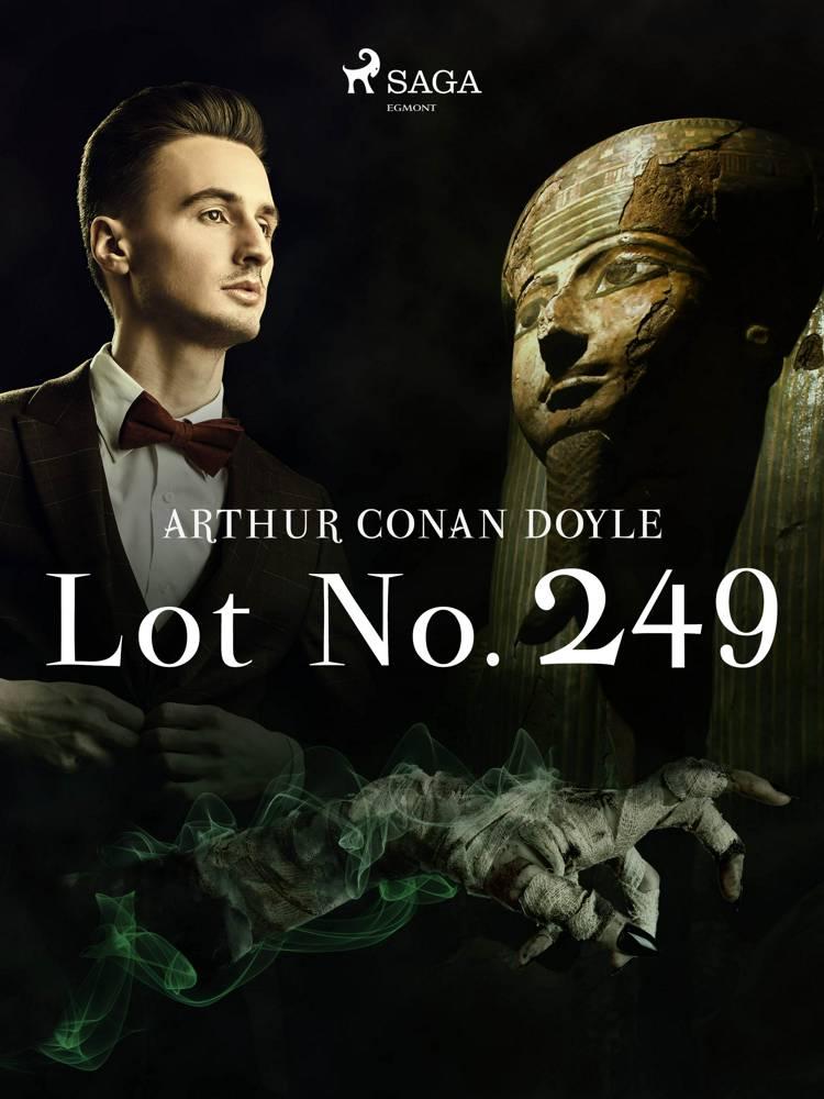 Lot No. 249 af Arthur Conan Doyle