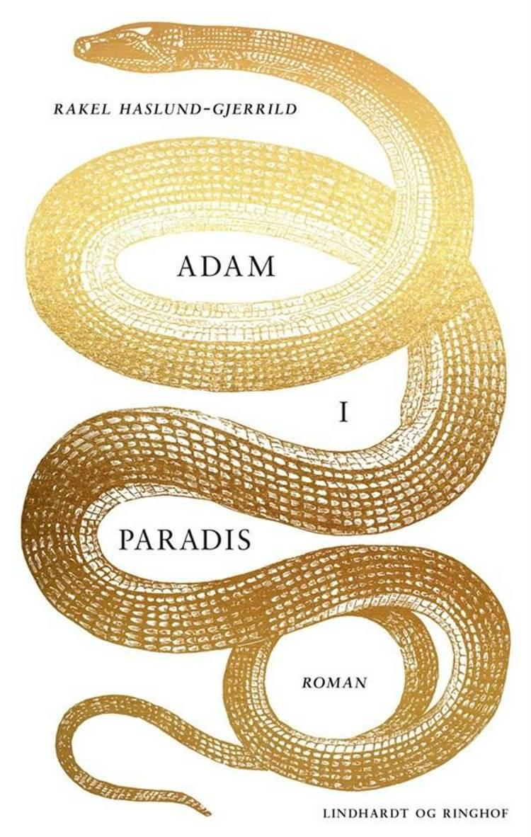 Adam i Paradis af Rakel Haslund-Gjerrild