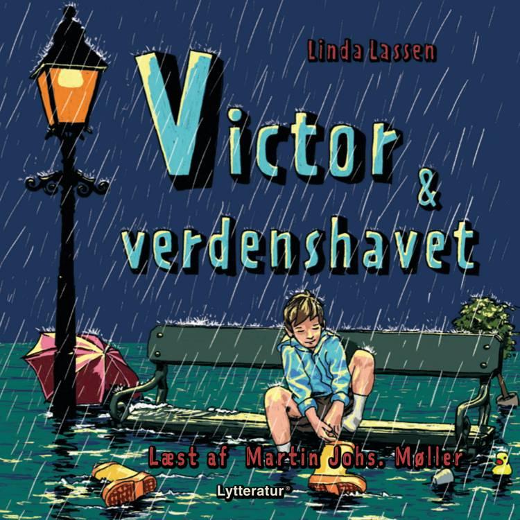 Victor og verdenshavet af Linda Lassen
