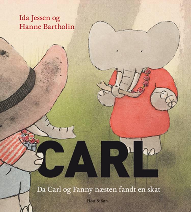 Da Carl og Fanny næsten fandt en skat af Ida Jessen og Hanne Bartholin