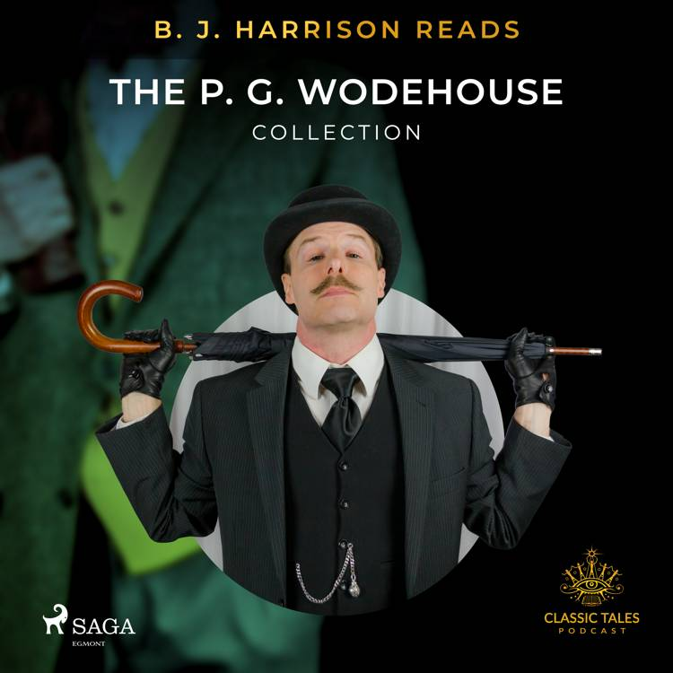 B. J. Harrison Reads The P. G. Wodehouse Collection af P.G. Wodehouse