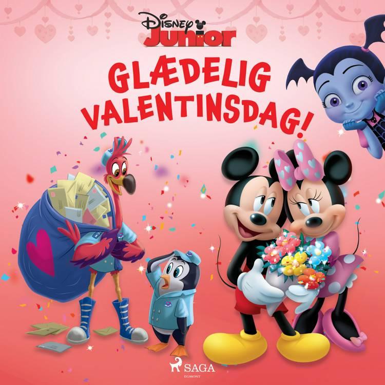 Disney Junior - Glædelig valentinsdag! af Disney
