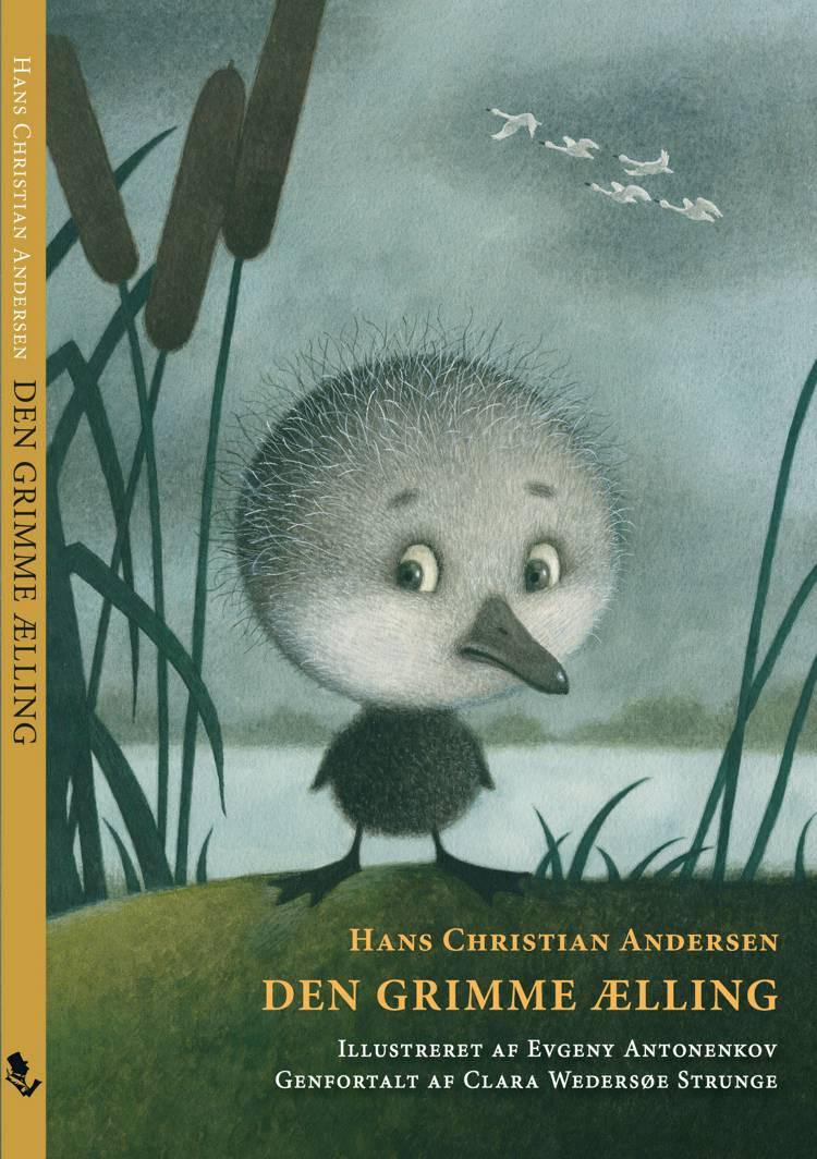 Den grimme ælling af H.C. Andersen, Susanna Davidson, Clara Wedersøe Strunge og Efter H. C. Andersen
