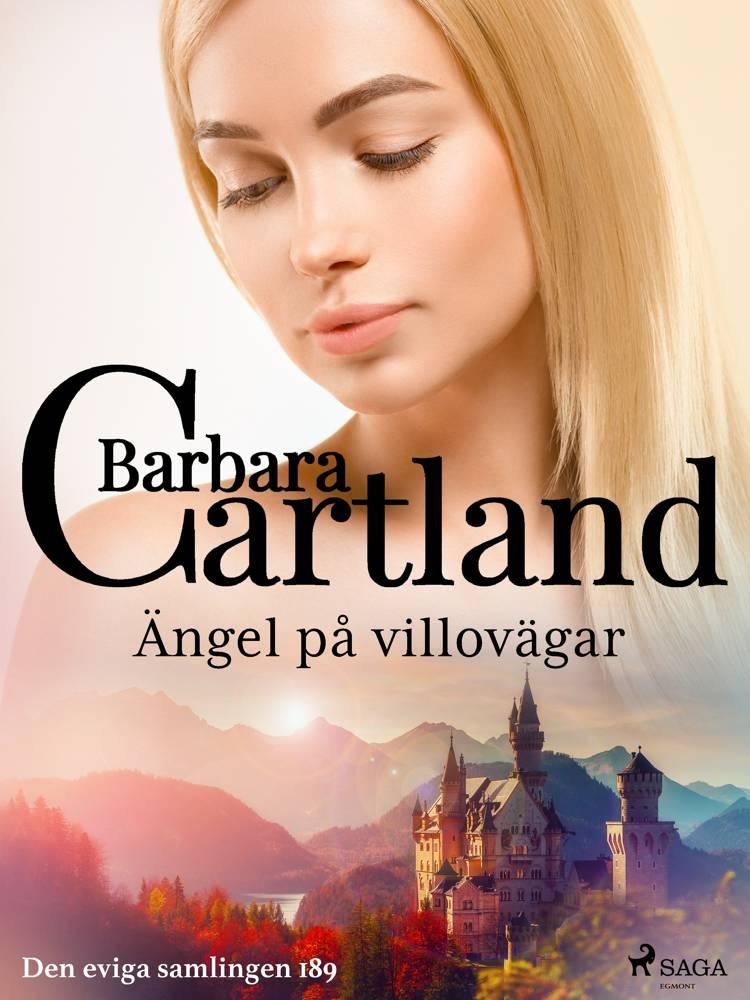 Ängel på villovägar af Barbara Cartland