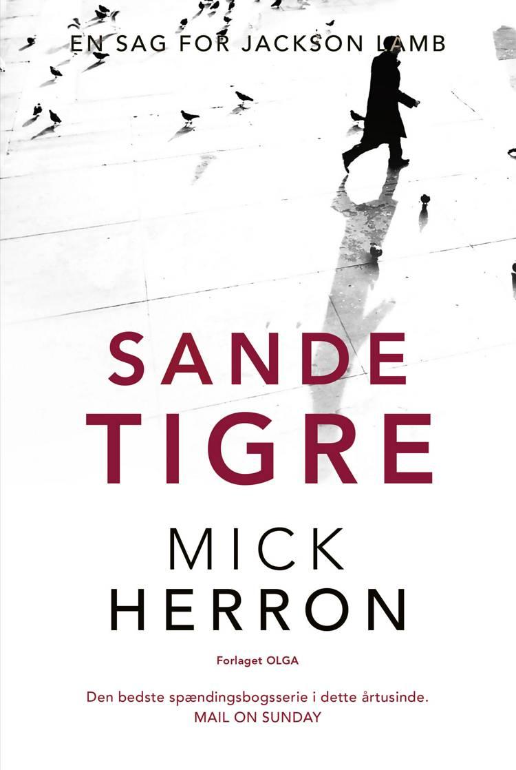 Sande tigre af Mick Herron