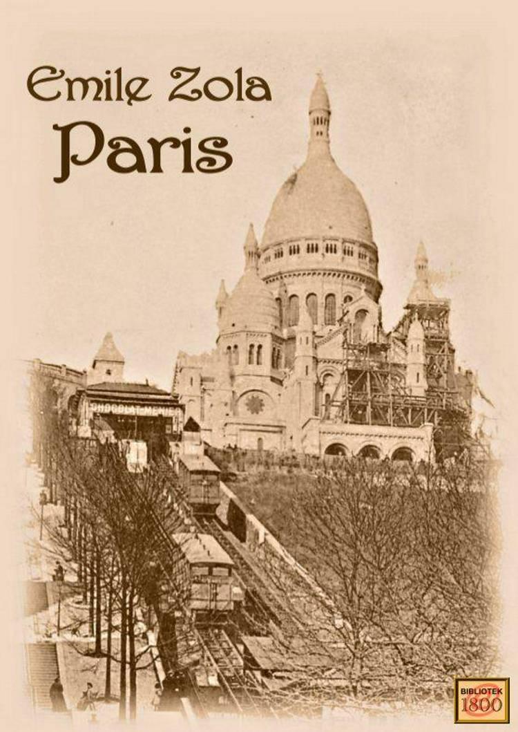 Paris af Émile Zola