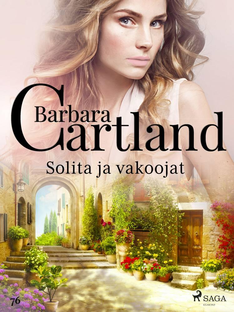 Solita ja vakoojat af Barbara Cartland