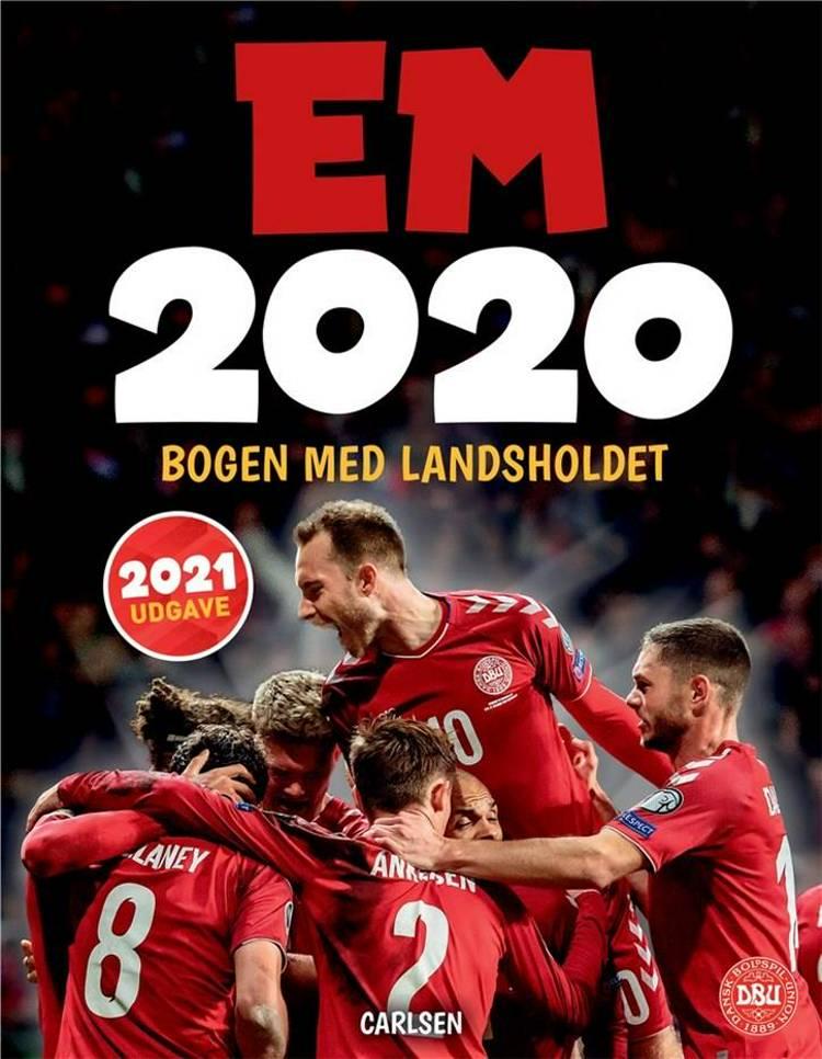 EM 2020 - Bogen med landsholdet af Ole Sønnichsen og Jesper Roos Jacobsen
