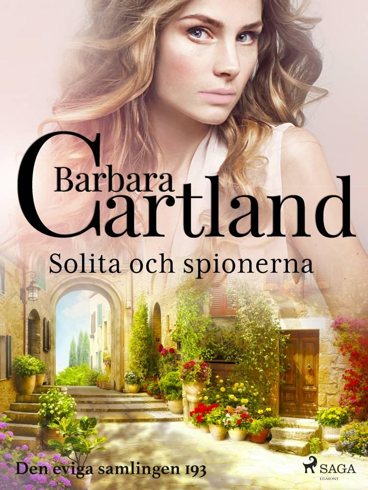 Solita och spionerna af Barbara Cartland