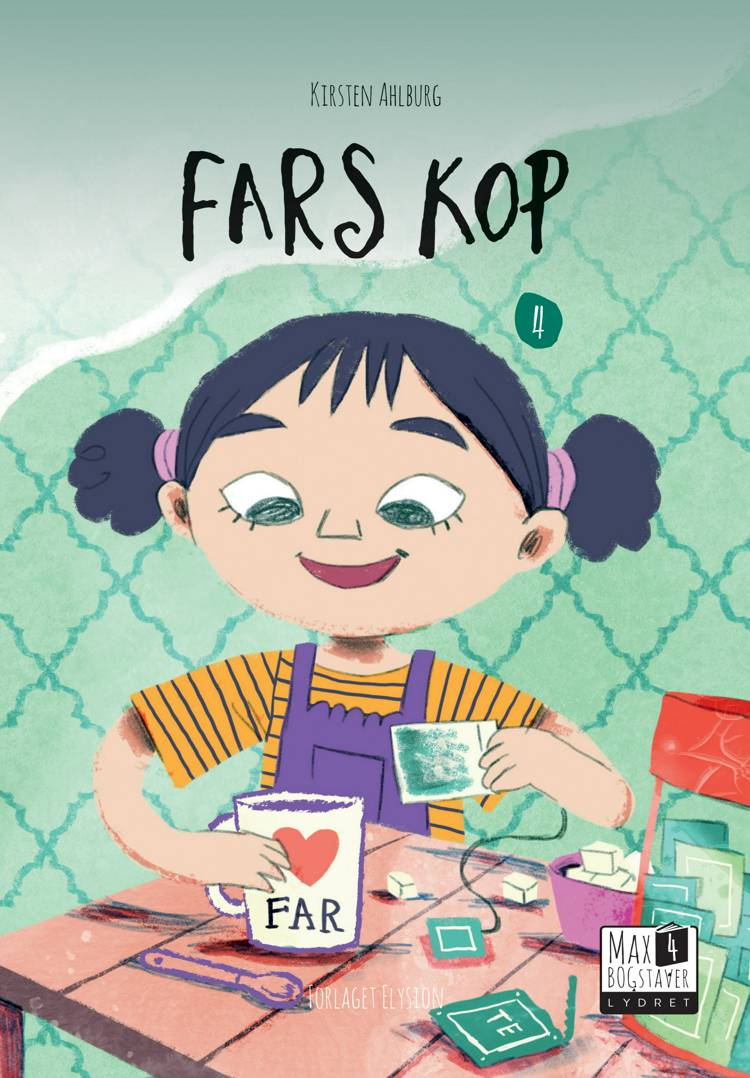 Fars kop af Kirsten Ahlburg