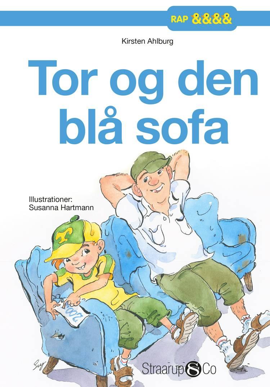 Tor og den blå sofa af Kirsten Ahlburg