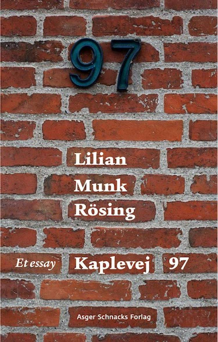 Kaplevej 97 af Lilian Munk Rösing
