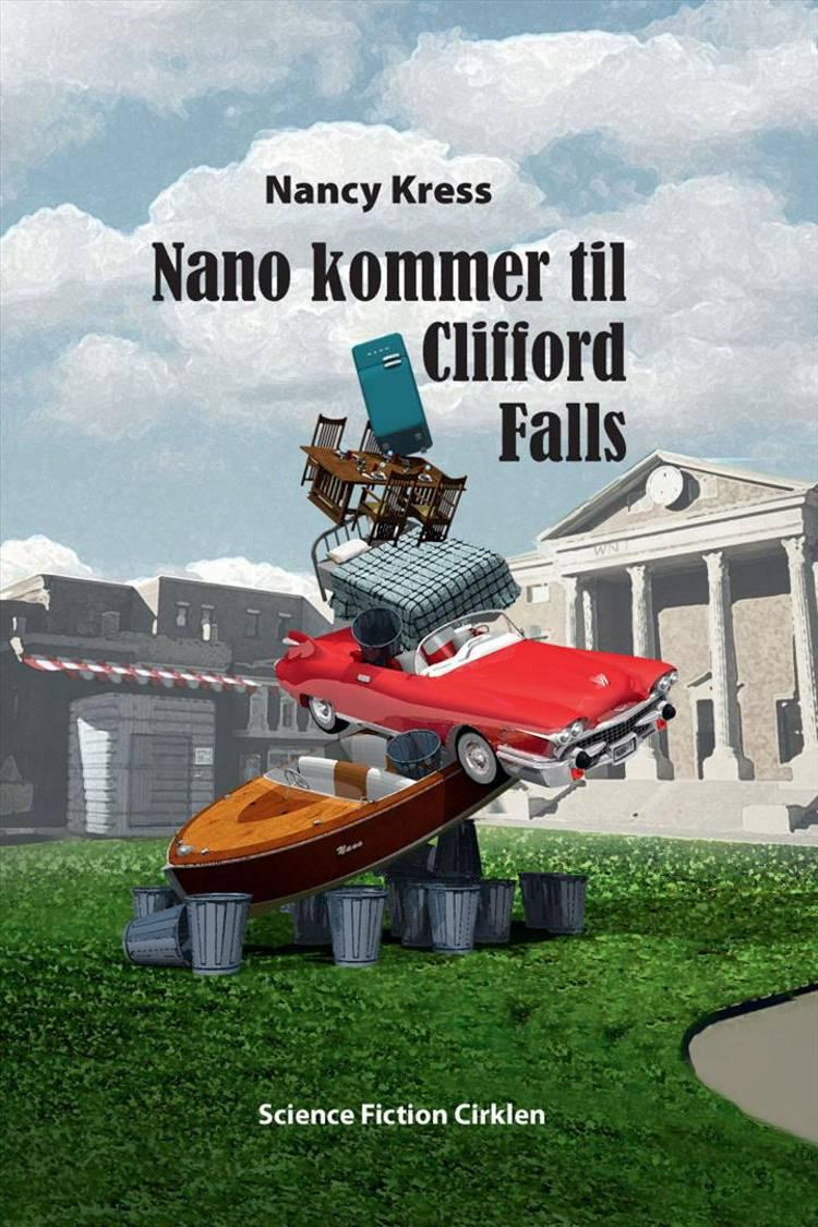 Nano kommer til Clifford Falls af Nancy Kress