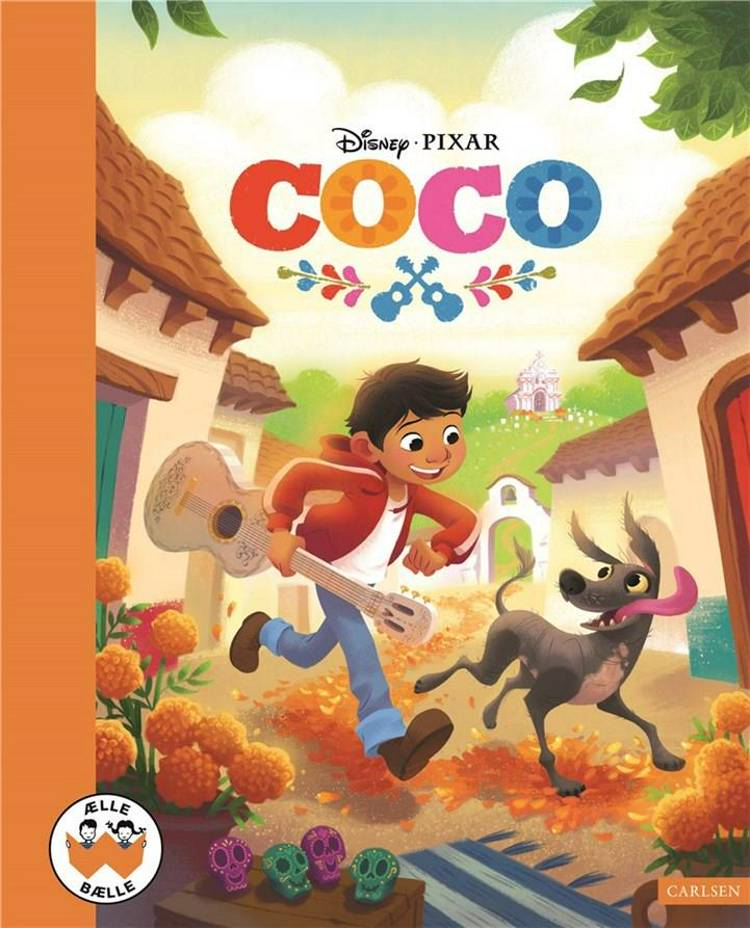 Coco af Disney Pixar