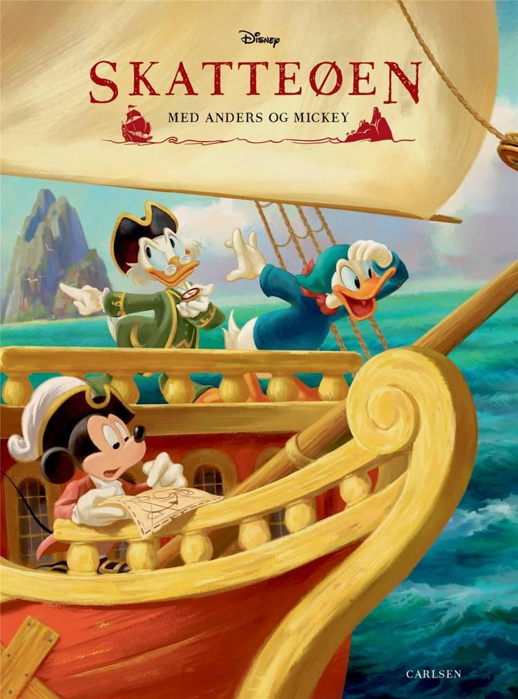 Skatteøen af Disney