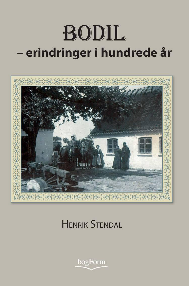 Bodil af Henrik Stendal